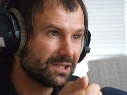 Святослав Вакарчук, лидер группы Океан Эльзы, вокал, композитор