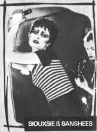 Siouxsie and Banshees